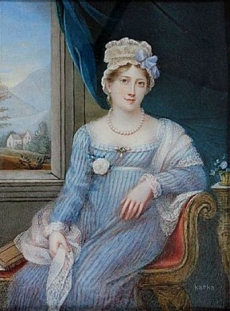 Princess Charlotte Augusta of Wales by Charlotte Jones