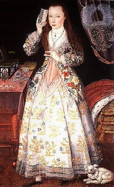 Elizabeth Vernon, Countess of Southampton boughton house