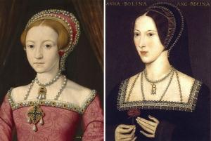 Anne Boleyn,Elizabeth I