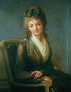 デムーラン夫人リュシル・デュプレシ