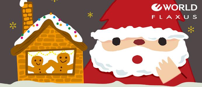 産学連携『クリスマスツリー展』