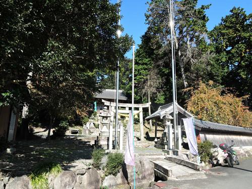 神崎の若宮八幡