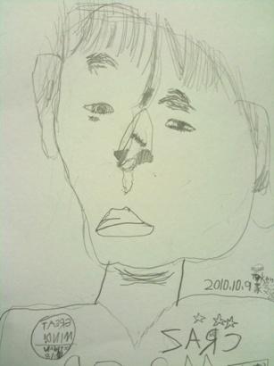 飯田市子ども自画像