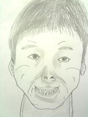 飯田市子ども自画像2