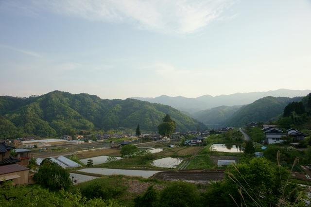 長野県飯田市三穂地区