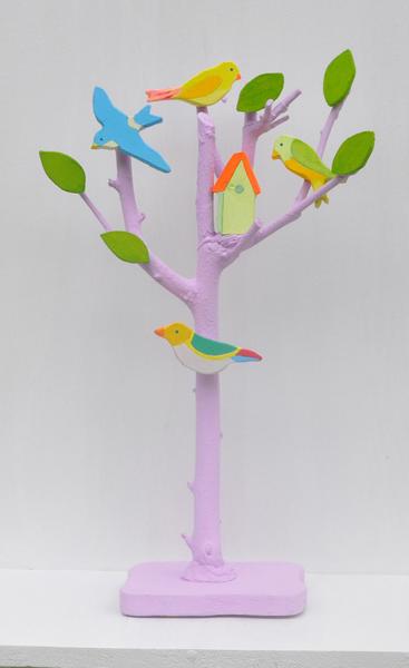 鳥の樹ライラック