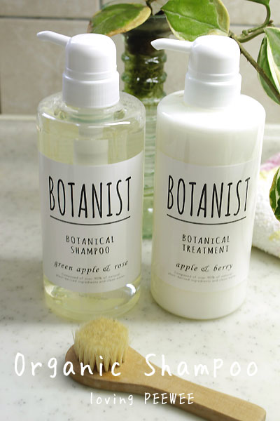 Organic Shampoo & Treatment