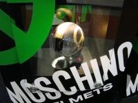 moschino helmet front