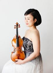 第46回定期ヴァイオリンソリスト:井上静香