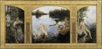 カレワラ:『アイノ』(アクセリ・ガッレン=カッレラ、1891年)