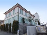 瀬戸新世紀工芸館。