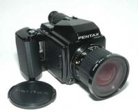 ペンタックス645