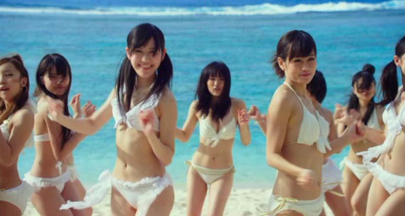 真夏のSounds good!」 AKB48 | ...