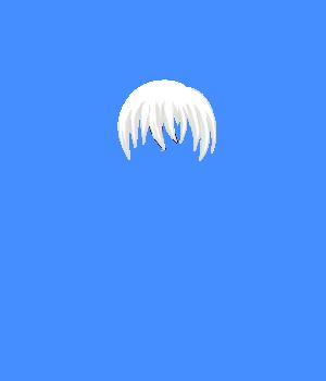 前髪(短髪左分け)