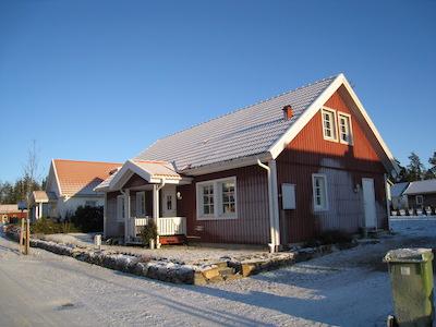スウェーデンの住宅