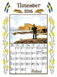スウェーデンのカレンダー