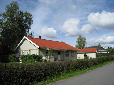 スウェーデンのシニア住宅