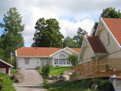 スウェーデンの住宅図面