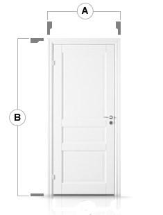 スウェーデンの室内ドア