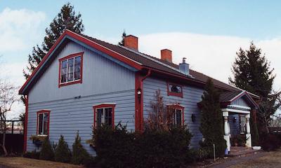 1800年代の住宅