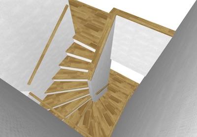 スウェーデンの規格階段