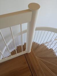 スウェーデンの螺旋階段