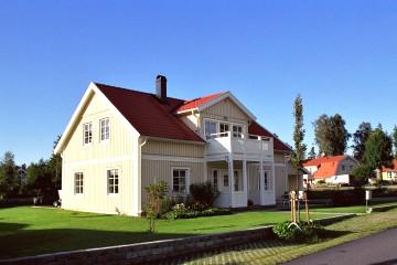 スウェーデン本国の住宅