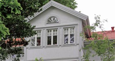 スウェーデン本国仕様の住宅