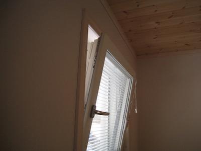 ドレーキップの窓