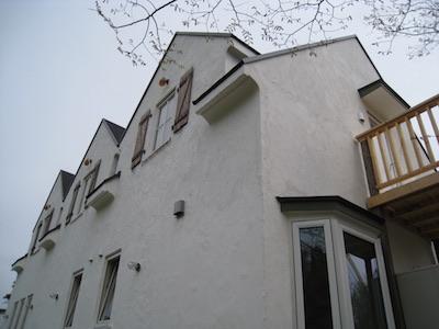 イングランド風スウェーデン住宅
