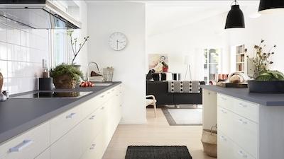スウェーデンのキッチン