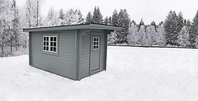 スウェーデン北部産のミニログ