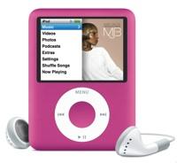 iPod nano ピンク