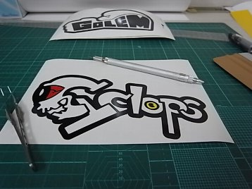 cyclops 簡易色付き