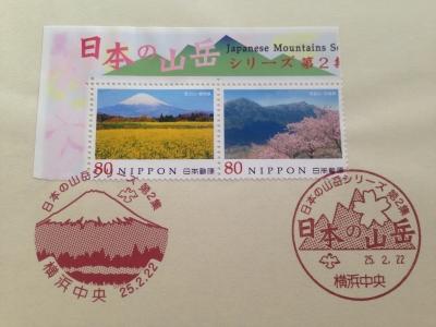 日本の山岳2