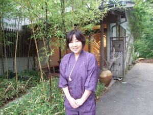 竹取物語の女将 礼子さん