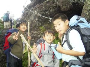 富士山クエスト2007