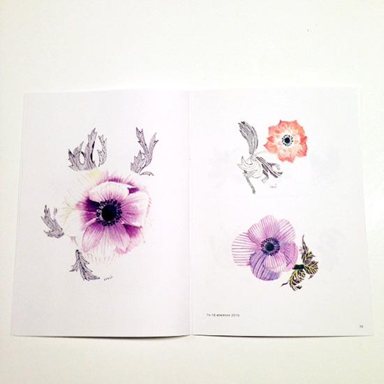 [The Secret Garden] 小冊子3