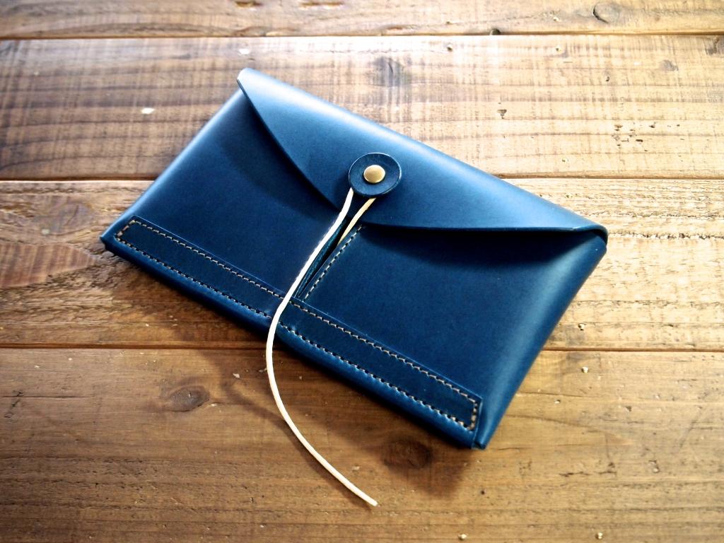 新型革財布