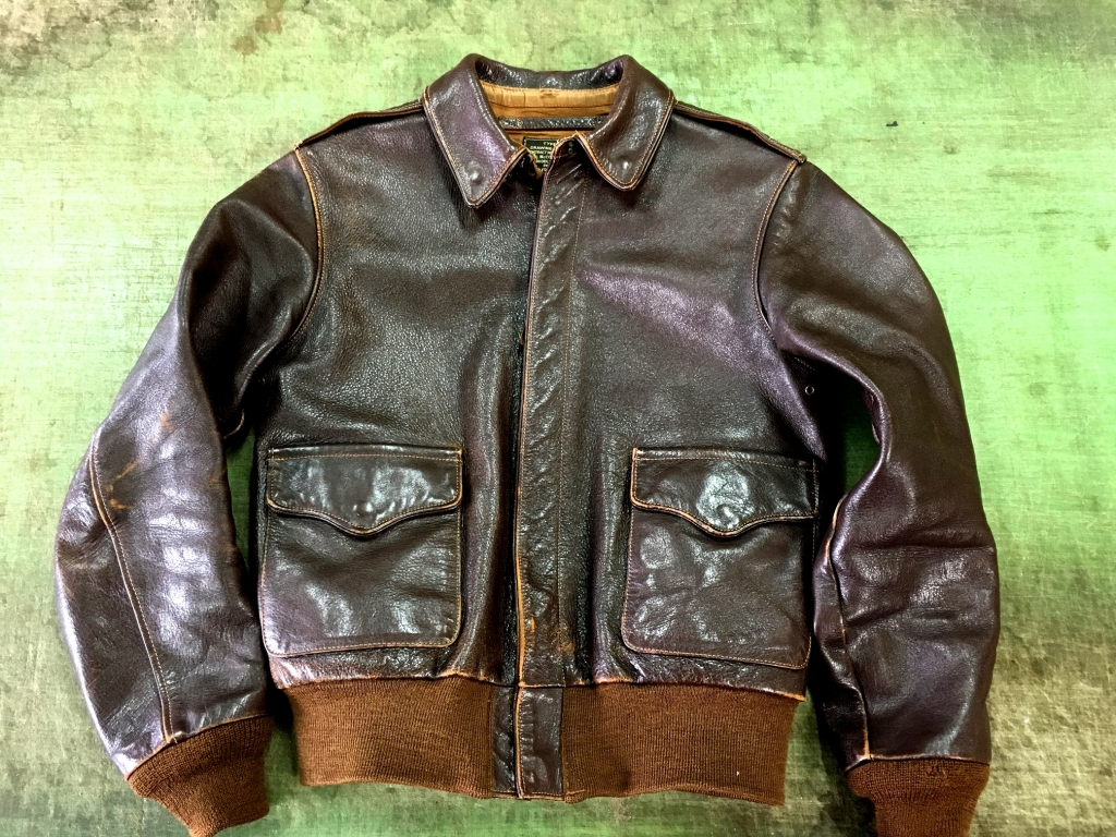 フライトA2 ジャケット