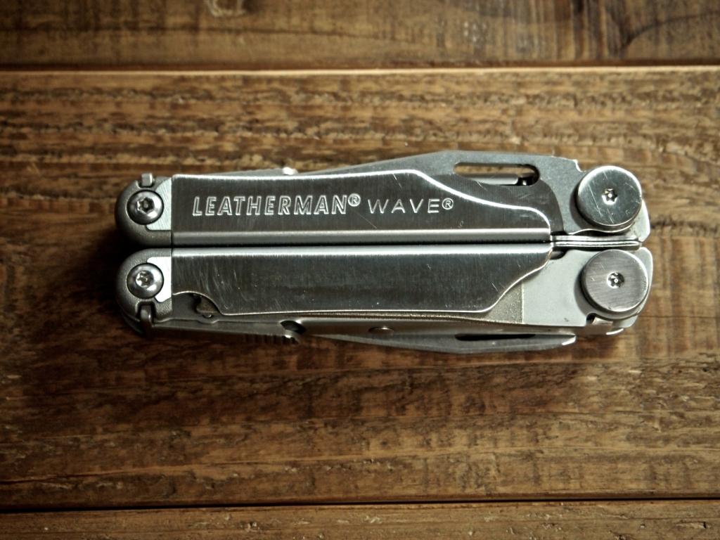 レザーマンWAVEの革ケース