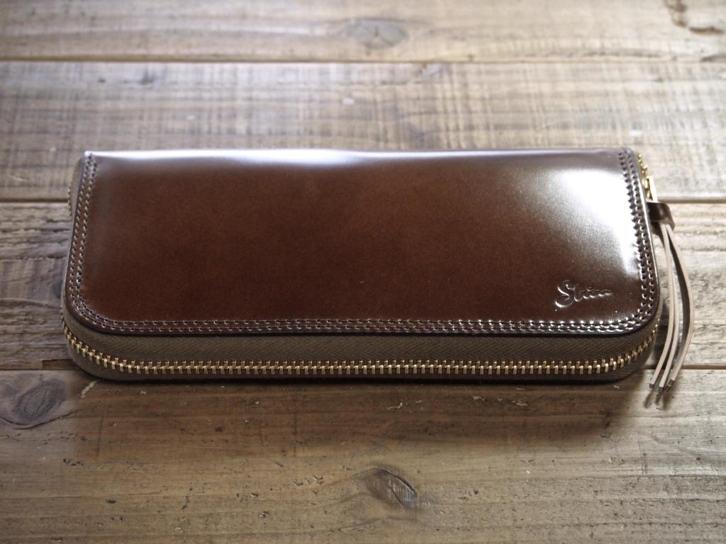 コードバンの財布(ウォレット)