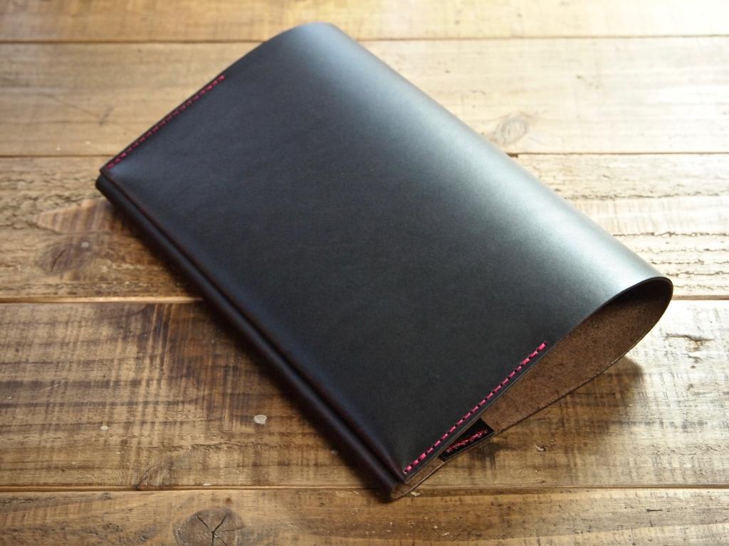 レザー(革製)ブックカバーA5