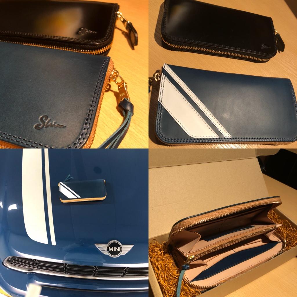 MINIイメージの長財布