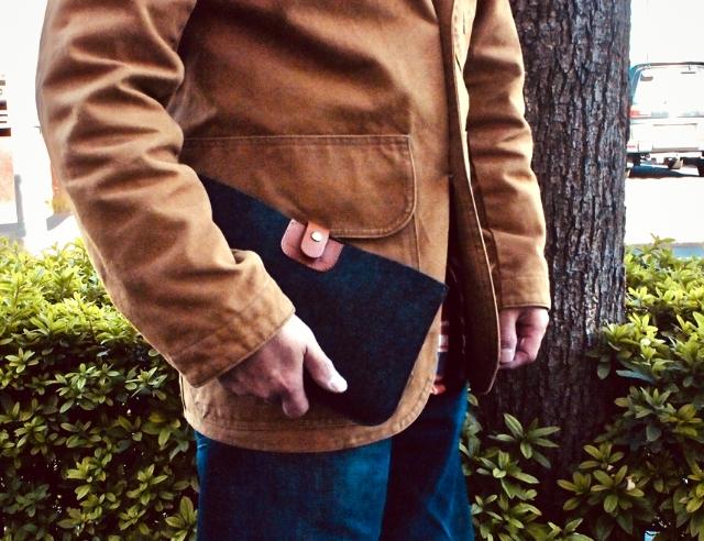 革財布をキズから守る保護ケース(ウォレットスリーブ)革財布をキズから守る保護ケース(ウォレットスリーブ)