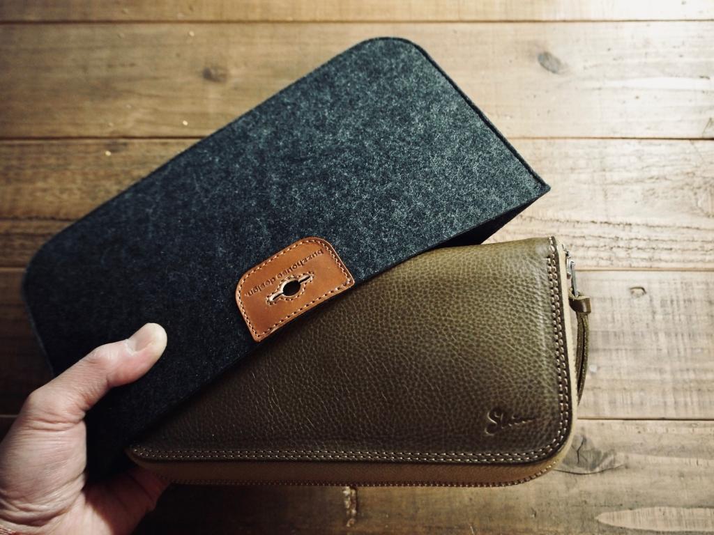 財布(ウォレット)保護ケース