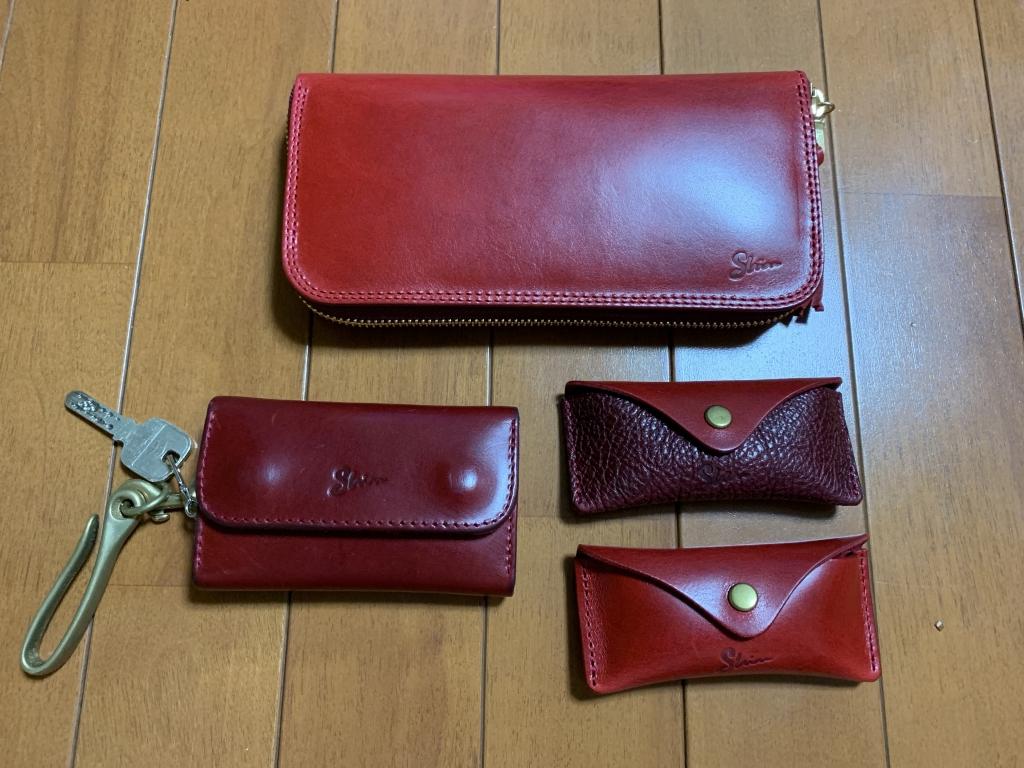 SHINの革製品