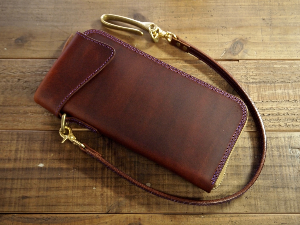 マレンマの長財布(フライトウォレット)