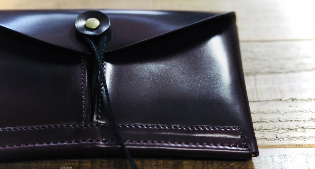 シェルコードバンのお財布