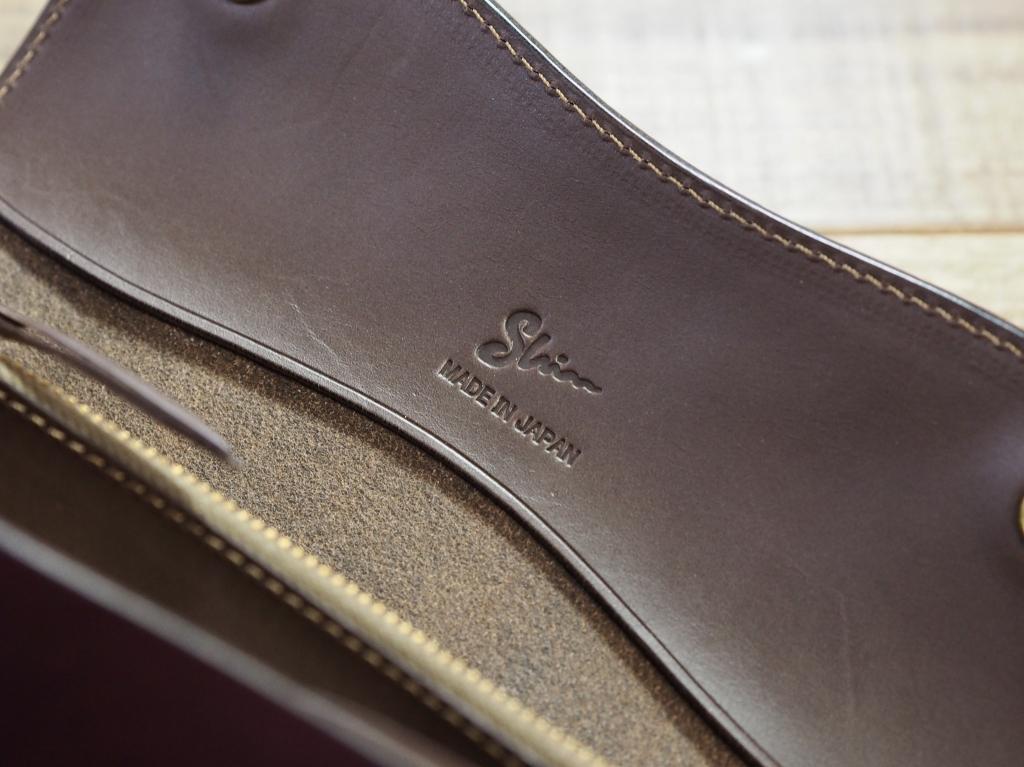 クロムエクセルの革財布クロムエクセルの革財布